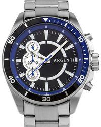 Argenti - Somerset Men's Racing Chronograph Watch - Lyst