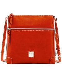 Dooney & Bourke - Florentine Nuovo Crossbody Shoulder Bag - Lyst