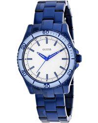 Guess - Men's Classic (u0557l3) Watch - Lyst