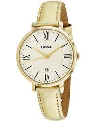 Fossil - Jacqueline Women's Es3437 - Lyst