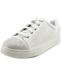 Material Girl - Womens Melanie Low Top Lace Up Fashion Sneakers - Lyst