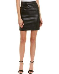 Bishop + Young - Laced Mini Skirt - Lyst