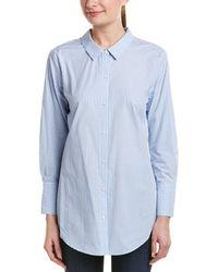 Kensie - Onyx Woven Shirt - Lyst