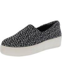 Steve Madden - Women's Hilda Ankle-high Fabric Slip-on Shoes - Lyst
