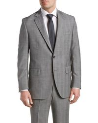 Peter Millar - 2pc Wool Suit With Flat Pant - Lyst
