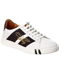 Bally - Leather Sneaker - Lyst
