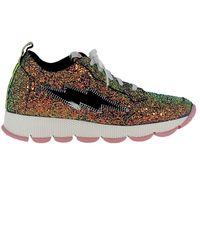 Leo - Women's Multicolor Glitter Sneakers - Lyst