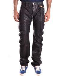 John Galliano | Men's Mcbi130118o Black Cotton Pants | Lyst
