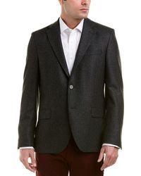 Ike Behar - Logan Modern Fit Wool Sportcoat - Lyst