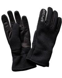 Spyder - Women's Stryke Fleece Conduct Gloves - Lyst