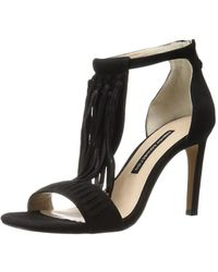 French Connection - Lilyana Dress Sandal - Lyst