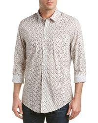 Ben Sherman - Soho Slim Fit Woven Shirt - Lyst