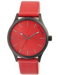 Simplify - Men's The 2400 Quartz Watch - Lyst