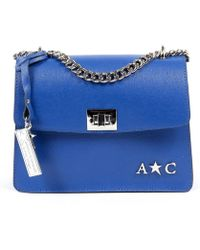 Andrew Charles by Andy Hilfiger - Andrew Charles Womens Handbag Blue Melody - Lyst