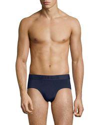 Calvin Klein - Underwear Hip Logo Brief - Lyst