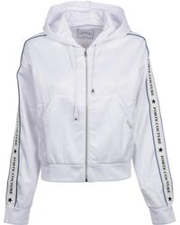 Forte Couture - Women's Fcfw173012 White Polyester Sweatshirt - Lyst
