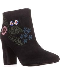 Nanette Lepore - Beverly Ankle Boots, Black - Lyst