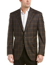 Peter Millar - Wool Sport Coat - Lyst