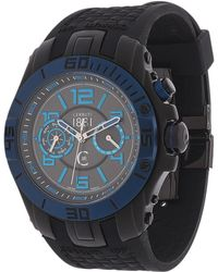 Cerruti 1881 - Watch Black Cra070q222h - Lyst