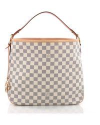 37f17b4673d7 Louis Vuitton - Pre Owned Delightful Nm Handbag Damier Pm - Lyst