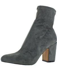 Steven by Steve Madden - Womens Lieve Ankle Pointed Toe Booties - Lyst