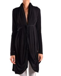 Liu Jo - Women's Black Modal Cardigan - Lyst