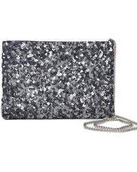 Waterlily LA - Yana Sparkle Clutch - Lyst