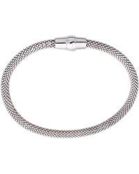 Annabella Lilly - Sterling Silver Bracelet - Lyst