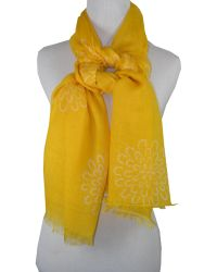 Pür Cashmere - Hot & Sour Collection - Mums Scarf - Lyst