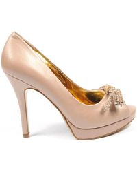 Nine West - Womens Pump Open Toe - Lyst
