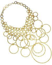 Jan Leslie - Women's Loop Necklace - Lyst