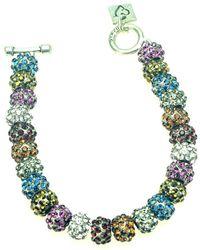 Otazu - Magic Balls' Swarovski Crystal Bracelet - Lyst