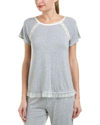 Kensie - Pajama Top - Lyst