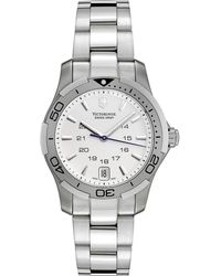 Swiss Army - Women's Alliance Stainless Steel Silver-tone Dial - Lyst