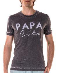 Spenglish - Papacito Graphic T-shirt - Lyst