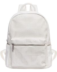 Urban Originals - Lola Perforated Backpack - Lyst