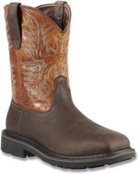 Ariat - Workhog Wide Square Toe H20 - Lyst