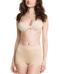 CASS - Cass Luxury Shapewear Nude Shaper Short - Lyst