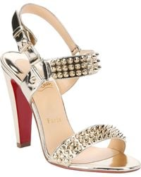 louboutin shoes fake - Christian Louboutin Shoes | Heels, Wedges, Boots & Sneakers | Lyst