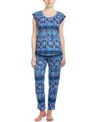 Lucky Brand - 2pc Pyjama Set - Lyst