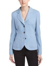 ESCADA | Wool-blend Blazer | Lyst