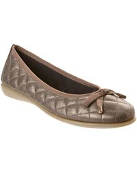The Flexx | The Bon Gout Leather Flat | Lyst
