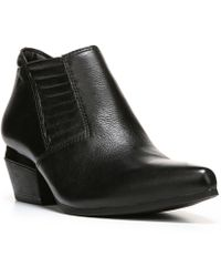 Naya - Tezla Leather Bootie - Lyst