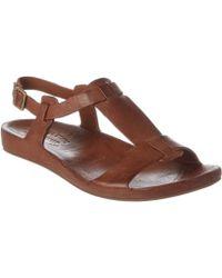 Kork-Ease - Kork-ease Ruby Leather Sandal - Lyst