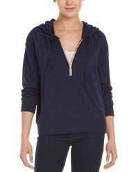 Macbeth Collection - The Fleece Half-zip Sweatshirt - Lyst