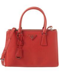 red prada handbag - Shop Women\u0026#39;s Prada Totes and Shopper Bags | Lyst