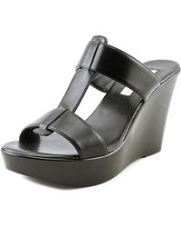 INC International Concepts - Womens Paciee Open Toe Casual Platform Sandals - Lyst