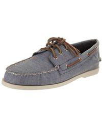 Sperry Top-Sider - Top-sider Men's Authentic Original 3-eye Boat Shoe - Lyst