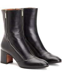 Aquatalia - Eloisa Waterproof Leather Bootie - Lyst