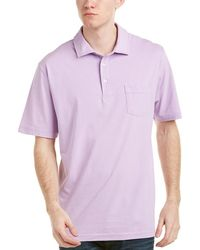 Peter Millar - Seaside Wash Polo - Lyst
